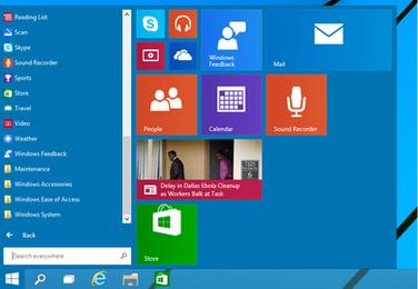 50 % van de bedrijven gebruiken nog Windows 7
