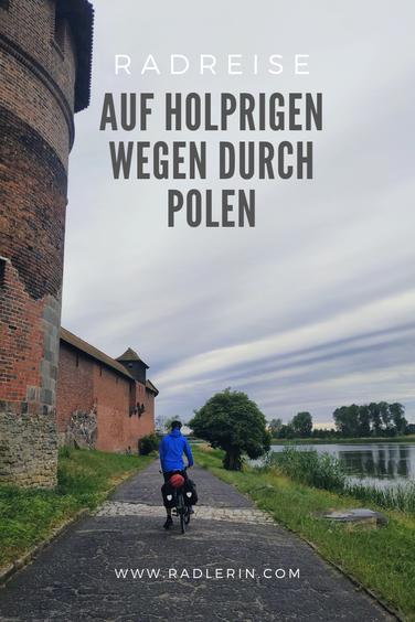 Radreise Europa: Auf holprigen Wegen durch Polen