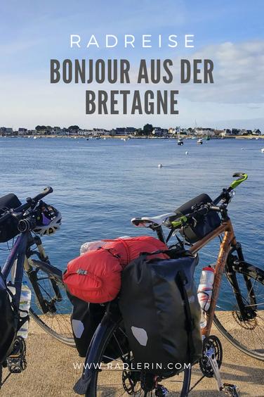 Radreise Europa: Bonjour aus der Bretagne