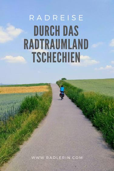 Radreise Europa: Durch das Radtraumland Tschechien