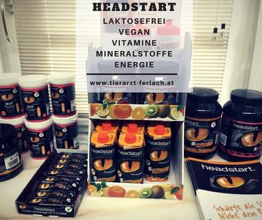 Headstart, Headstart kaufen, Tierarztferlach, Dr.Beate Cekoni-Hutter