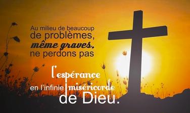 l'Espérance en Dieu