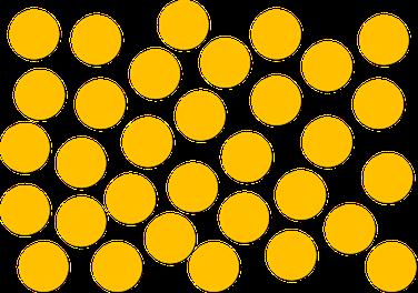 Teilchenmodell des flüssigen Aggregatszustands
