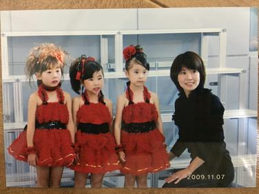 真っ赤なドレスがめっちゃかわいかったー♡