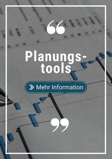 Terminplan mit dem Text Planungstools