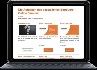 Online Seminar kostenlose Vorschau