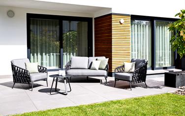 Sonnenwetter Lounge-Möbel Palm