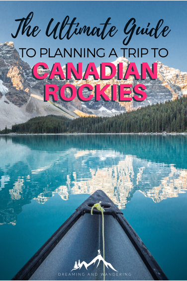 When to travel to the Canadian Rockies guide