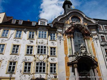 Tourisme culturel - L´église des frères Asam est un bel exemple d´art rococo et de baroque allemand.