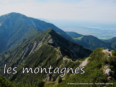 voyage en Bavière - les montagnes bavaroises