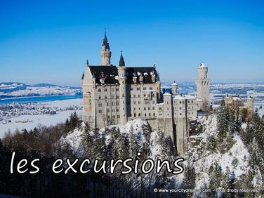 voyage à Munich - Les excursions en Bavière
