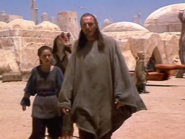 Star Wars in Tunisia