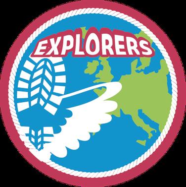 EXPLORERS 15+ JAAR