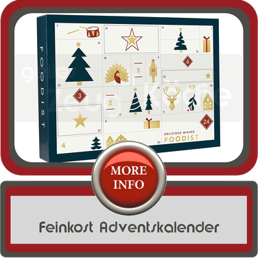 Foodist delicious  Adventskalender