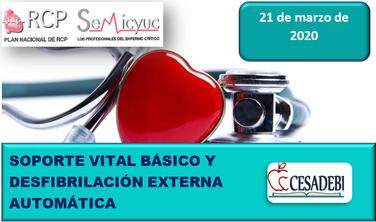 CURSO SVB Y DEA MADRID, CURSO PLAN NACIONAL RCP ACREDITADO, FORMACIÓN OFICIAL DESFIBRILADORES, soporte vital básico