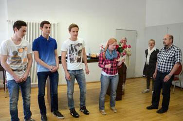 SKG Stockstadt Tennis - Ehrung U18 Junioren / Herren 1