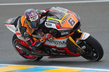 Stefan Bradl: Vorzeitiges Aus in Le Mans