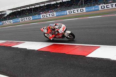 Unglücklich in seinem MotoGP Rennen: Jack Miller