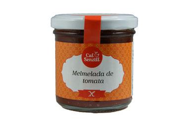 Melmelada de tomata madura