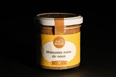 walnuts mustard