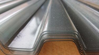 Bild : Sollux-Wellplatte glasklar,70/18