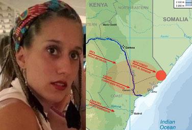 """Silvia Romano. La """"cooperante"""" italiana ancora dispersa in Kenya"""