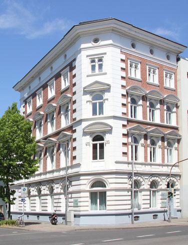 Psychotherapie Aachen, Praxis Dagmar Schoop, Oppenhoffallee 1
