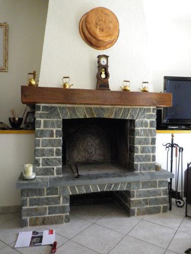 Foyers ferm s site de chemineesrenard for Porte cheminee foyer ouvert