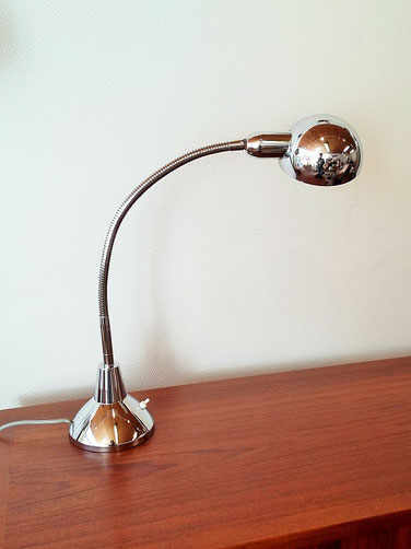Lampe chrome Jumo 210