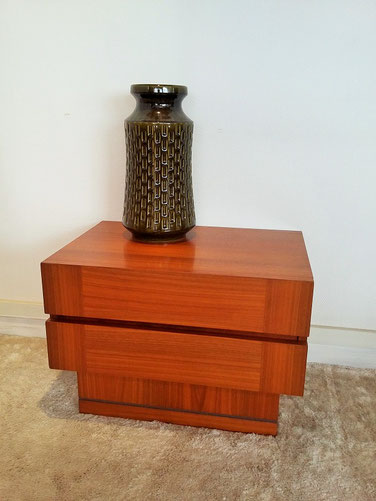 Vase ceramique jasba vintage