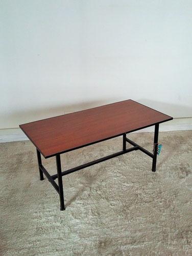 Table basse vintage années 50