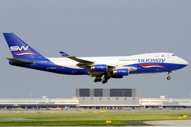 Silk Way claims DoD flights were perfectly legal