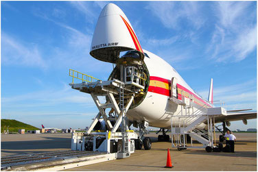 U.S. cargo carrier Kalitta Air feels to be unfairly treated by Slot Coordination Netherlands