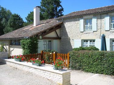 Au Logis du Marais Sauvage - maison d'hôtes marais poitevin - chambres d'hôtes marais poitevin