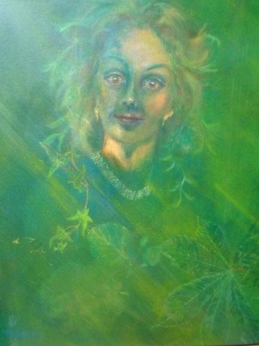 Bild der Künstlerin Miriam Bonner