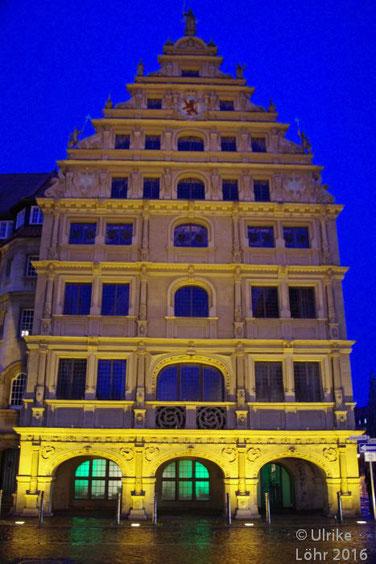 Gewandhaus am Altstadtmarkt in Braunschweig