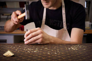 Jonathan artisan Louis Vuitton