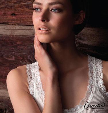 La lingerie luxueuse et élégante Oscalito