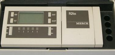 Merck Remissionsphotometer Rqflex für die Chemie/ Photometrie