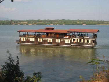 Laos, Mekong-Flusskreuzfahrt, Asia for 2