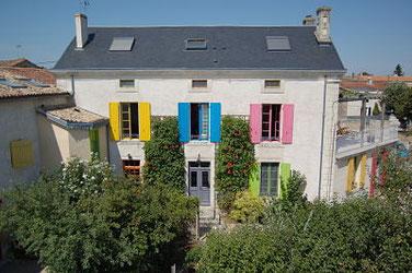 Chambre d'hôtes de charme La Bohème près du Marais poitevin