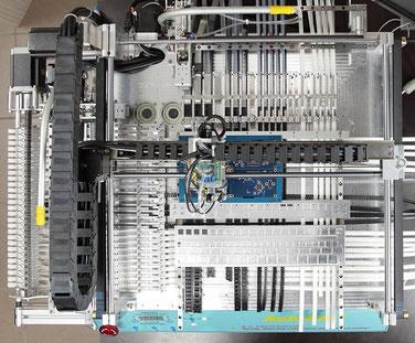 SMALLSMT, SMT Bestückungsmaschine, SMD Bestückungsmaschine, autosmt