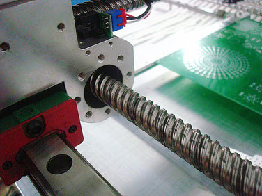 High precision servo Pick and place machine VP-2500HP
