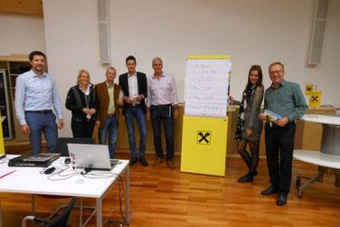 Raiffeisenbank Murau Weiland Beratung & Training