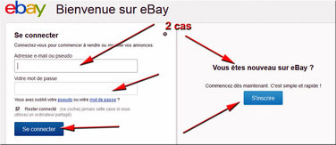 vendre un objet sur ebay