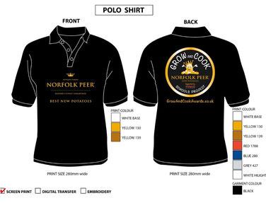 Custom Branded Polo Shirts