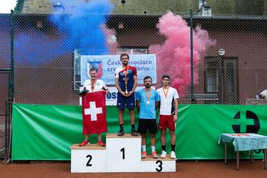 Open Division: 2. Rang Ivo Junker
