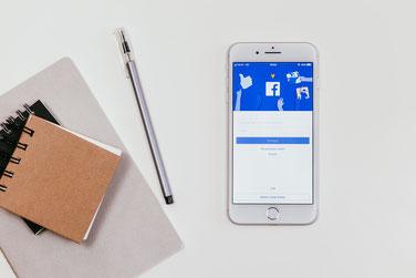Avoir une page pro Facebook
