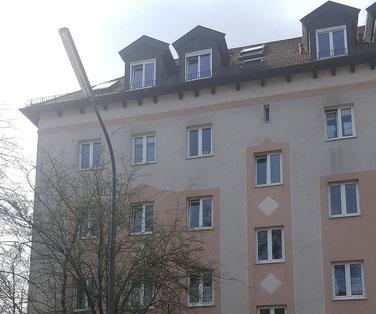 Wohnung am Scharfreiterplatz