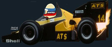 Manfred Winkelhock by Muneta & Cerracín
